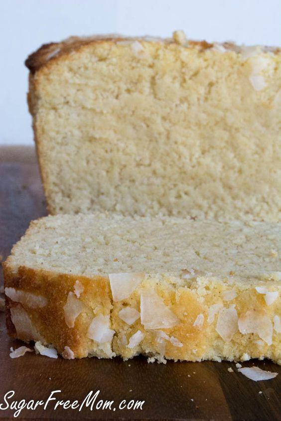 Recette de gâteau de livre diabétique Pound cakes Coco pound cakes and Lemon coconut on