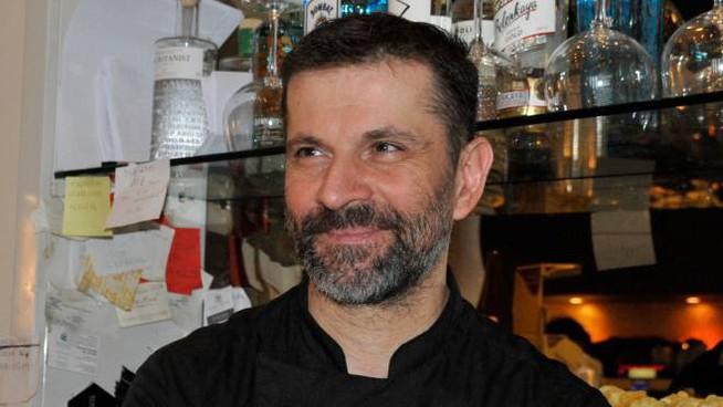 Roberto Andreoli, propriétaire du bar Mercurio
