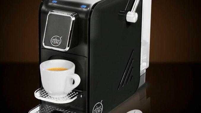 MACHINE À CAFÉ ESPRESSO Véritable arôme de travail avec capsules non incluses - EUR 9,00