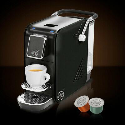 Machine à café expresso True Aroma fonctionnant avec des capsules non incluses