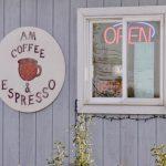 Ouverture d'un service de café et d'espresso AM à Bethel