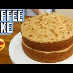 Recette de gâteau au café - Barry Lewis