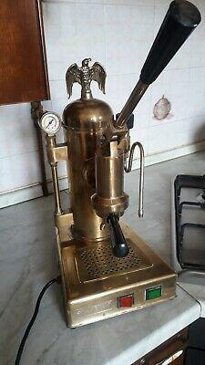 Machine à café Riviera Espresso (modèle La Pavoni)