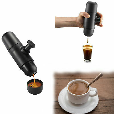 Mini machine à expresso manuelle Machine à café de voyage