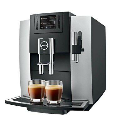 Machine à expresso automatique Jura 15084 E8 avec P.E.P. machine à café NOUVEAU