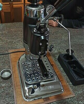 Machine à café Microcimbali La Cimbali Chrome Dernière version Espresso Italie