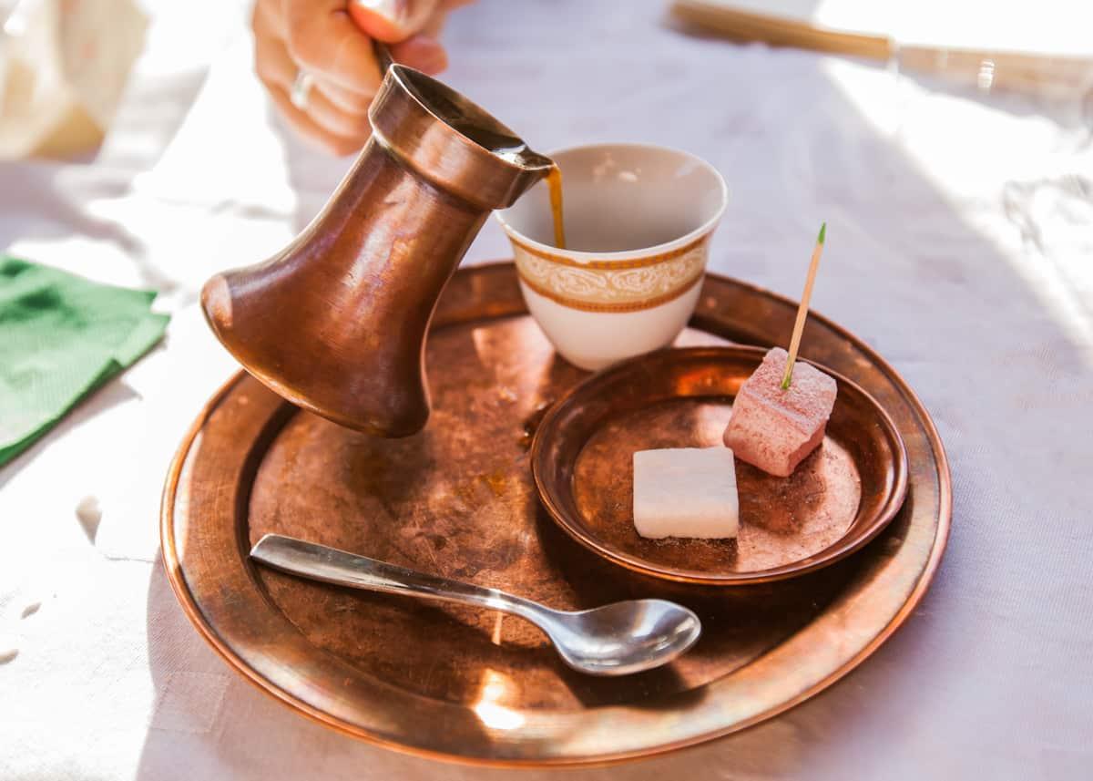 qu'est-ce que le café turc