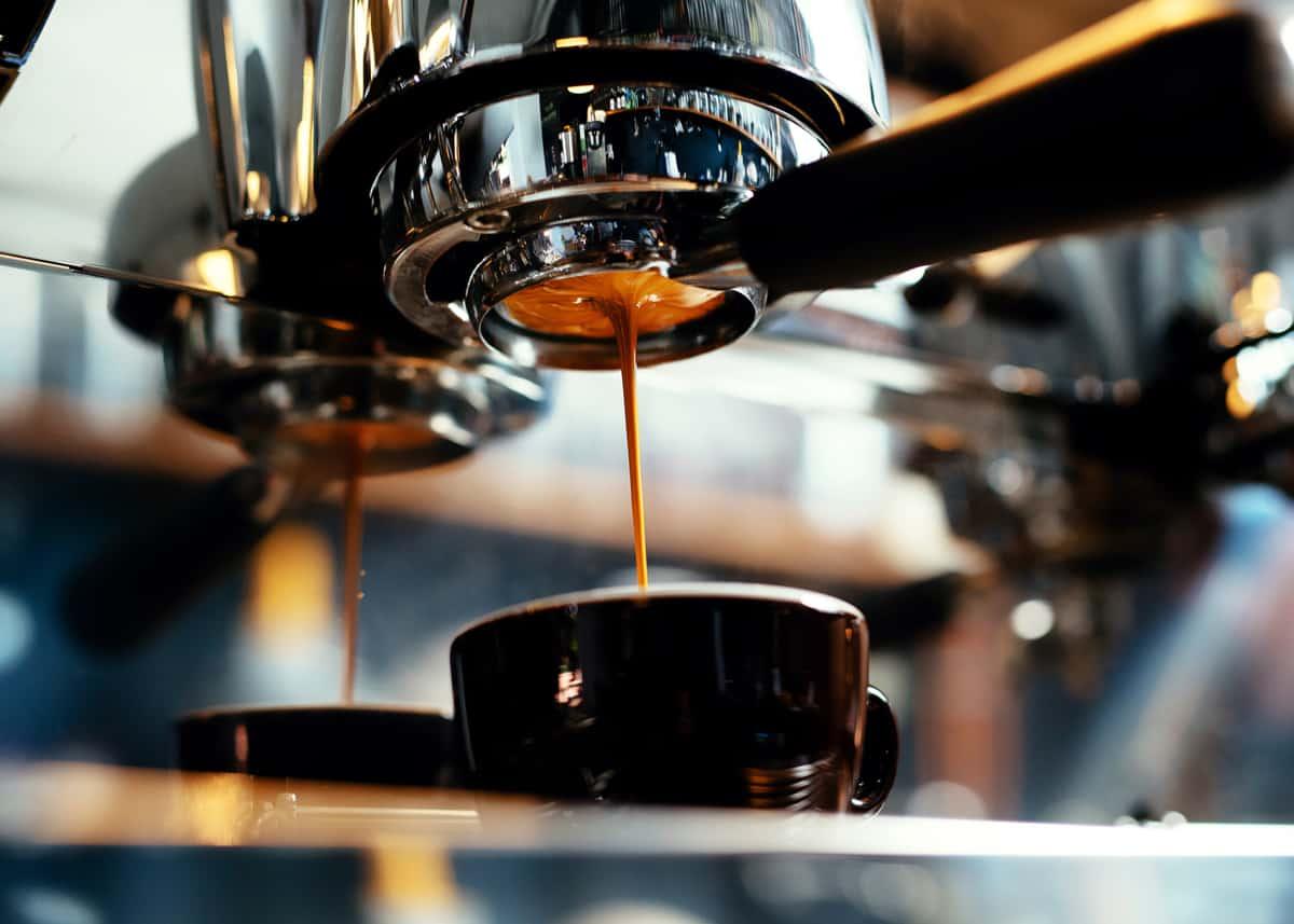 boissons au café expresso