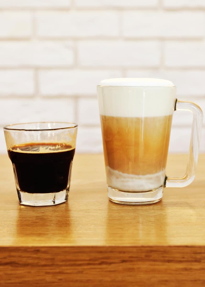 meilleures boissons au café expresso