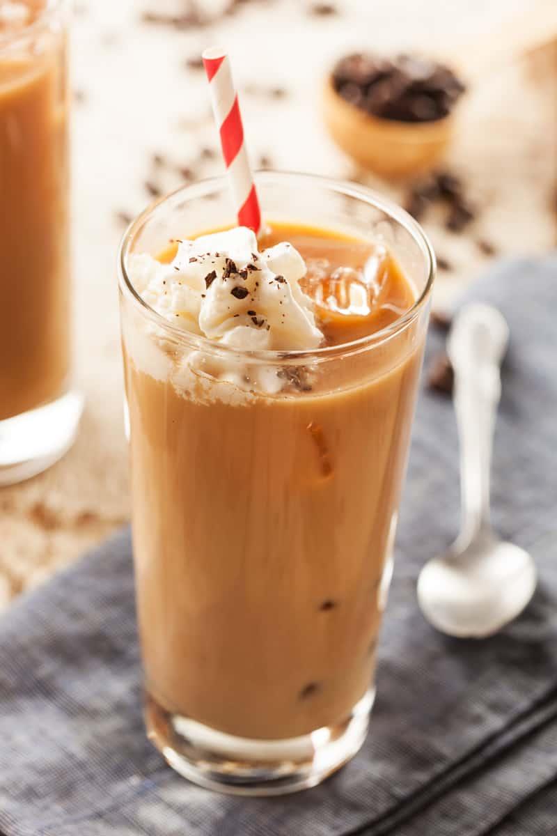 sortes de café glacé
