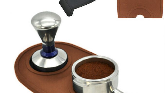 CAFÉ ESPRESSO MAT Milk Penne Presser bourrage Repos Support - EUR 3,75