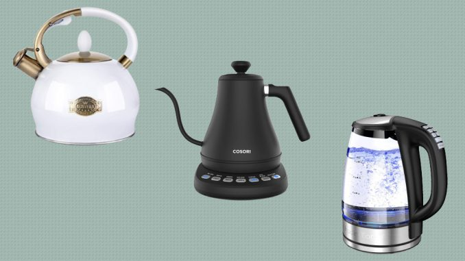 The Best Tea Kettles on Amazon
