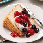 Recette de gâteau aux anges | Goût de la maison