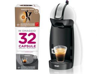 Test de la machine à café Nescafè Dolce Gusto EDG100.W