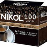 100 dosettes de café Nikol Espresso Napolitan Creamy Universal Single-serve Pods - EUR 9,90