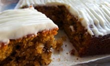 Gâteau aux carottes Geraldine Holt