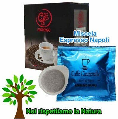 150 dosettes de café mélange espresso Cicerenella Naples le vrai café napolitain