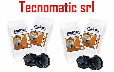 200 Capsules Capsules Caffe Lavazza Cremoso Web Espresso Point (Ex Cream And Aroma)