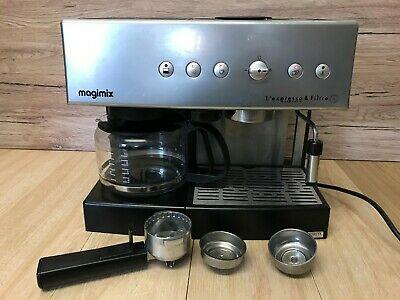 Cafetière automatique de comptoir automatique Magimix Espresso et Filtre 1,8 L