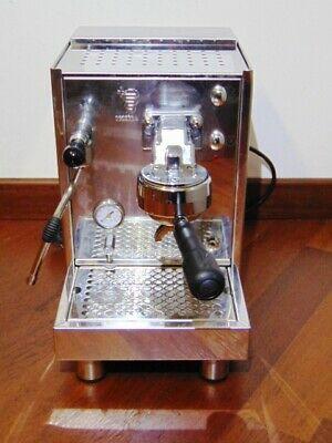 Machine à cappuccino expresso Bezzera Bz09 S Acier inoxydable Ital