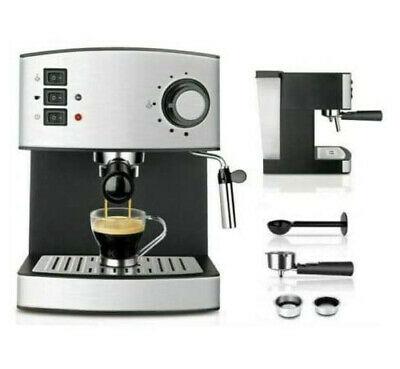 Machine à expresso et à cappuccino automatique professionnelle Hoomei 850 W