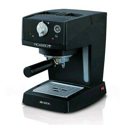 Ariete Picasso 1365 Machine à café expresso 850W 15Bar Use Coffee Ground Serb