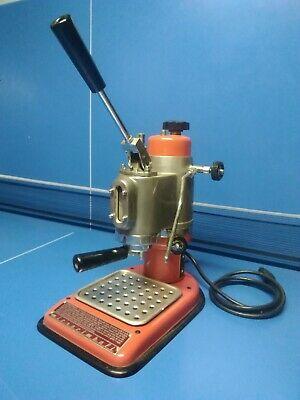 LA CIMBALI ESPRESSO machine à café à levier MICROCIMBALI café à levier VINTAGE WORK