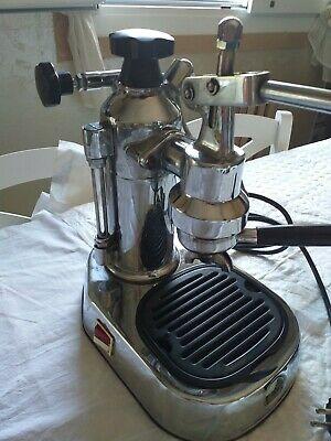 La Pavoni Europiccola vintage levier machine à café design bar à expresso