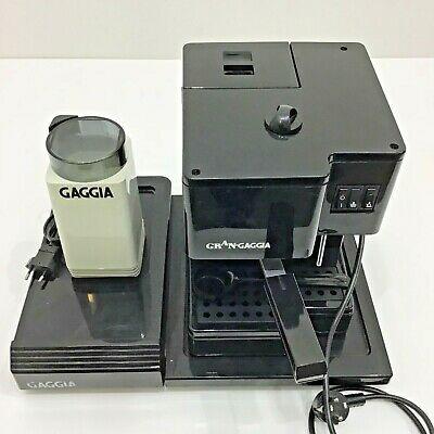 Machine Gran Gaggia + Moulin à café + Machine à café de base Moka Espresso Non Lever