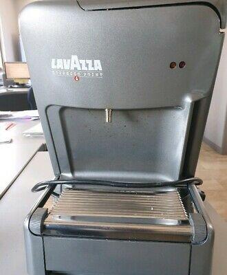 Machine à café d'argent Lavazza El 3200 testée et fonctionnelle