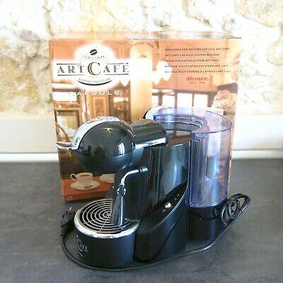 machine à cappuccino expresso d'occasion capsule cappuccino aries capricci