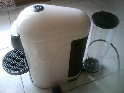Machine à café NESPRESSO KRUPS VERTUOPLUS blanc + cadeau moka ne fonctionne pas