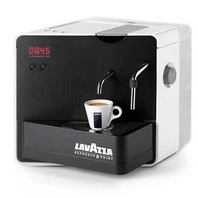 Machine à café de temps de Lavazza Ep 1800 avec le Cappuccinatore utilisé rénové