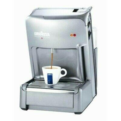 Machine à café en argent Lavazza El 3200 parfaitement fonctionnelle