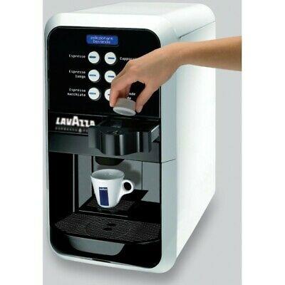 Ep 2500 + Lavazza Machine à café régénérée d'occasion Garantie 3 mois.
