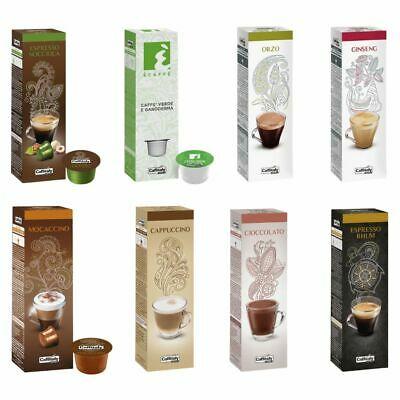 Caffitaly System E 'Caffe' 80 gélules