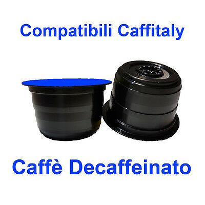 120 capsules de café DÉCAFÉINÉ CialdeItalia - Comp. Caffitaly Sistem