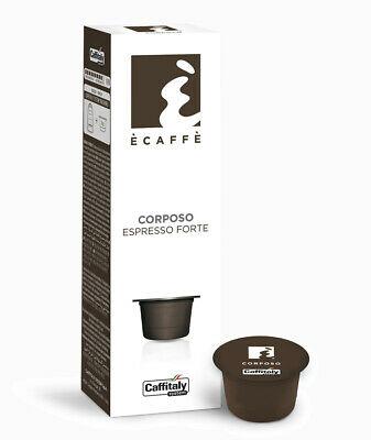 100 capsules de café Caffitaly System Expresso corsé fort