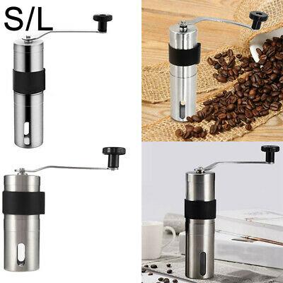 4,8 14,5 cm main moulin à café cuisine haricot manuel meubles en acier inoxydable