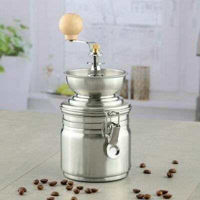 Moulin à café en acier inoxydable avec grains Keramik-Kegelmahlwerk