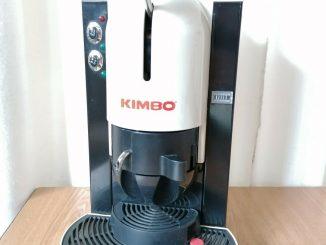 MACHINE À CAFÉ expresso en capsules de spinelle Lola KIMBO UTILISÉ TRAVAIL - EUR 21,51
