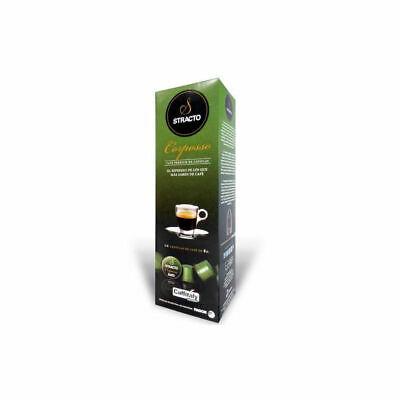 Capsules de café Stracto 80583 Corposso (80 uds)