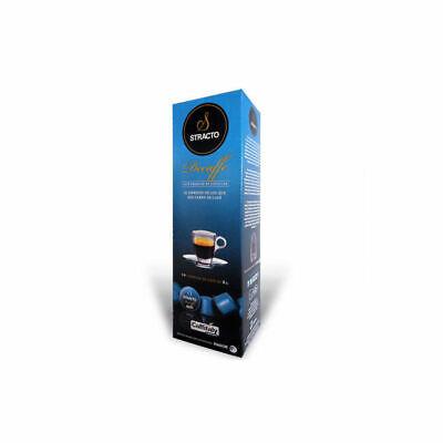 Capsules de café Stracto 80637 Decaffe (80 uds)