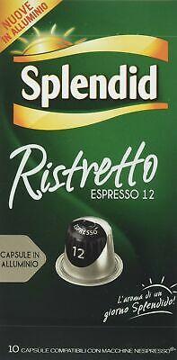 Splendides capsules de café expresso restreintes compatibles avec les machines