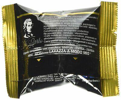 Caffe 'Borbone Don Carlo Gold Mix pack de 100 gélules