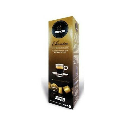 Stracto 80606 Capsules de café délicates (80 uds)