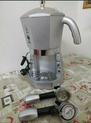 Machine à café expresso Bialetti Mokona CF40 900W - Argent