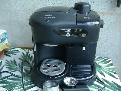 Machine à expresso De'longhi Boheme Cappuccino + Instructions d'entretien