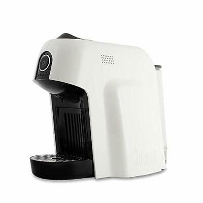 Machine à café expresso intelligente Bialetti pour capsules en aluminium blanc