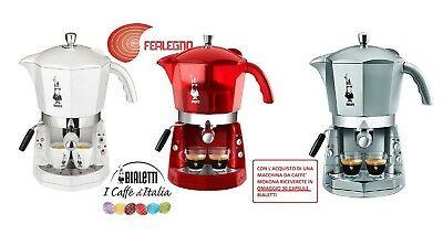 Capsules de machine à café expresso moulu Capsules Cappuccino Mokona Bialetti